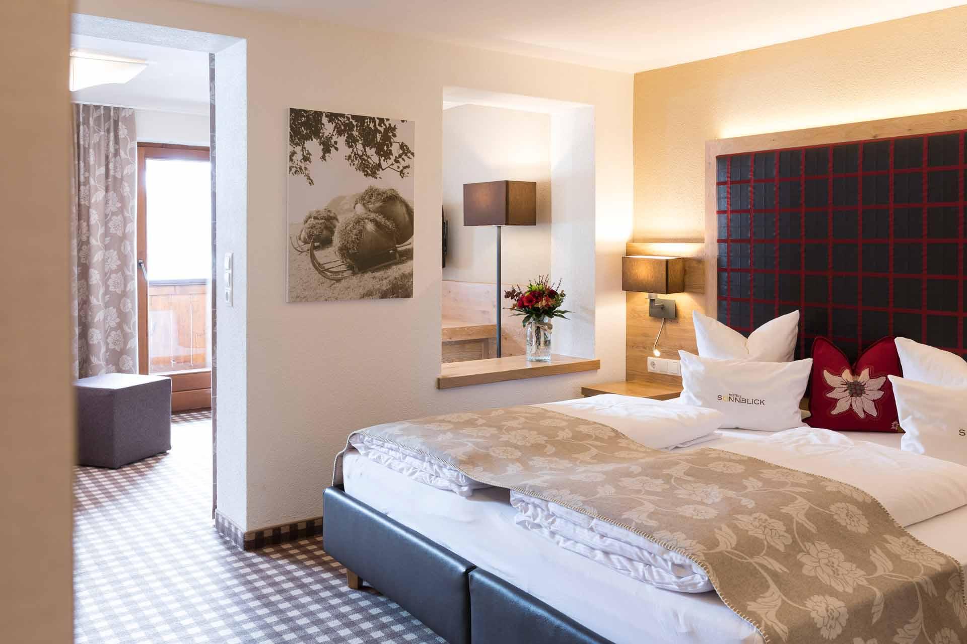 Hotel Sonnblick Alpine Suite (34)