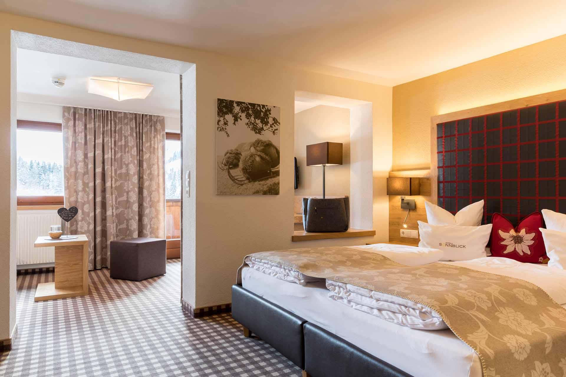 Hotel Sonnblick Alpensuite (6)