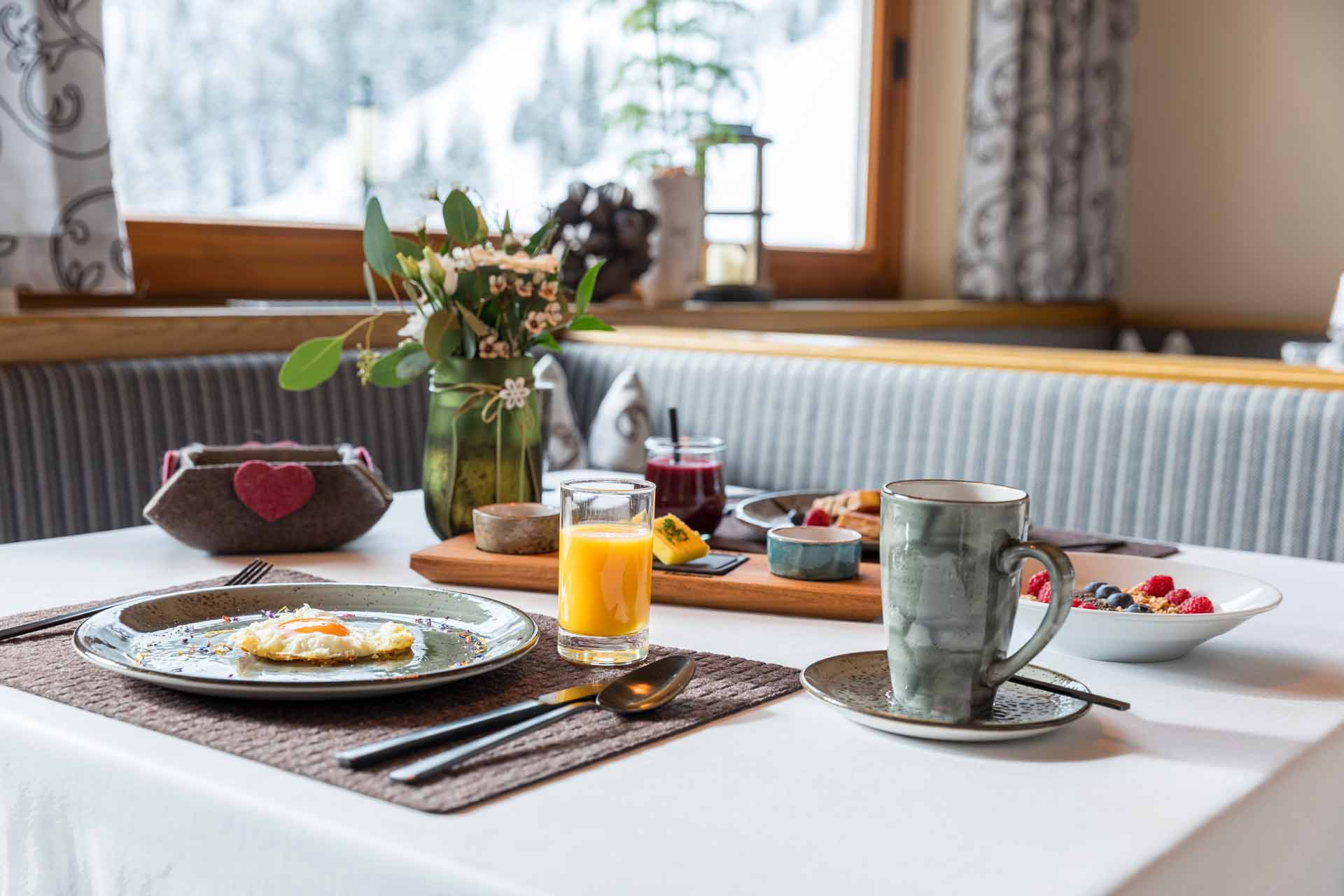 Hotel Sonnblick Frühstück (3) ++