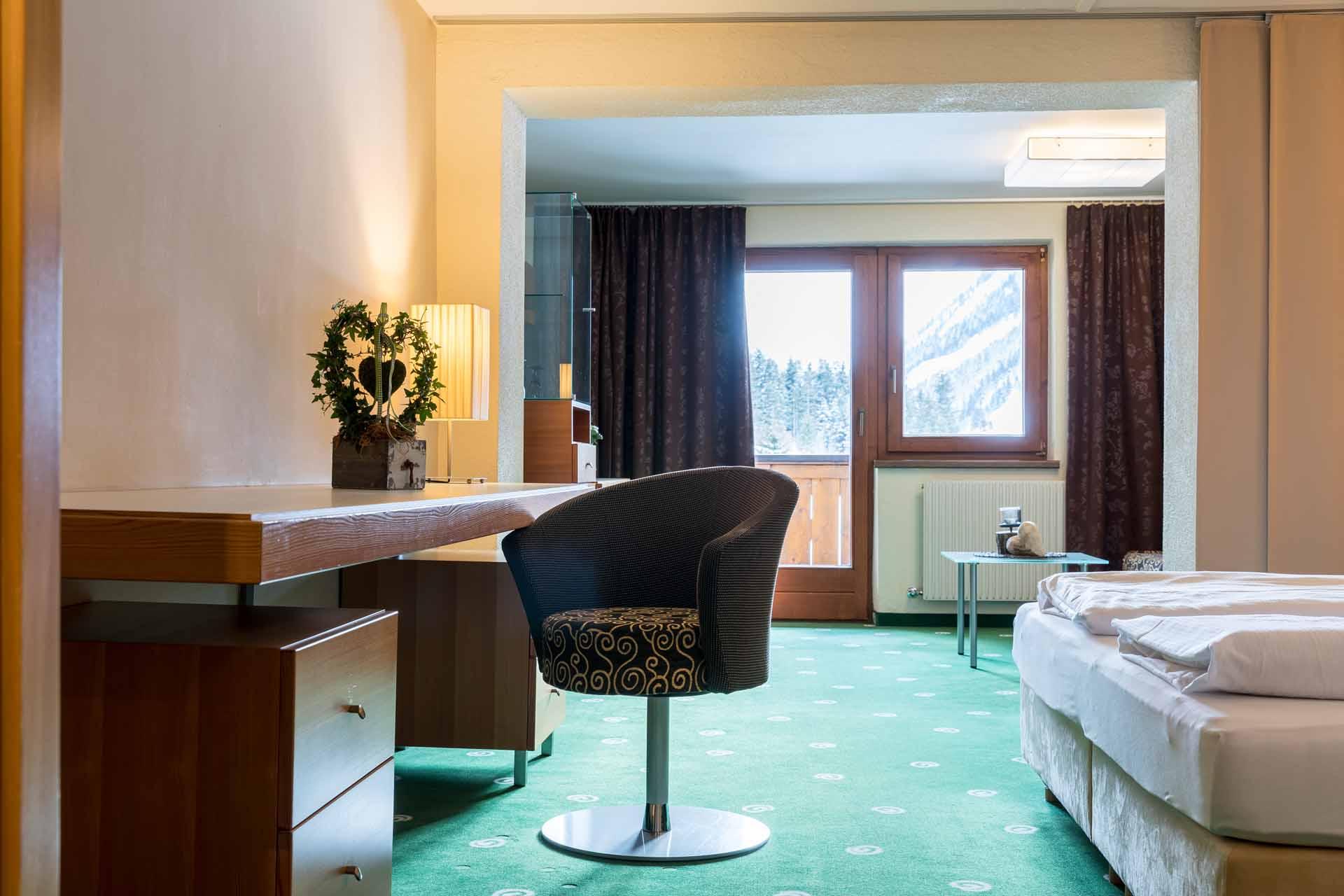 Hotel Sonnblick Panoramasuite (14)