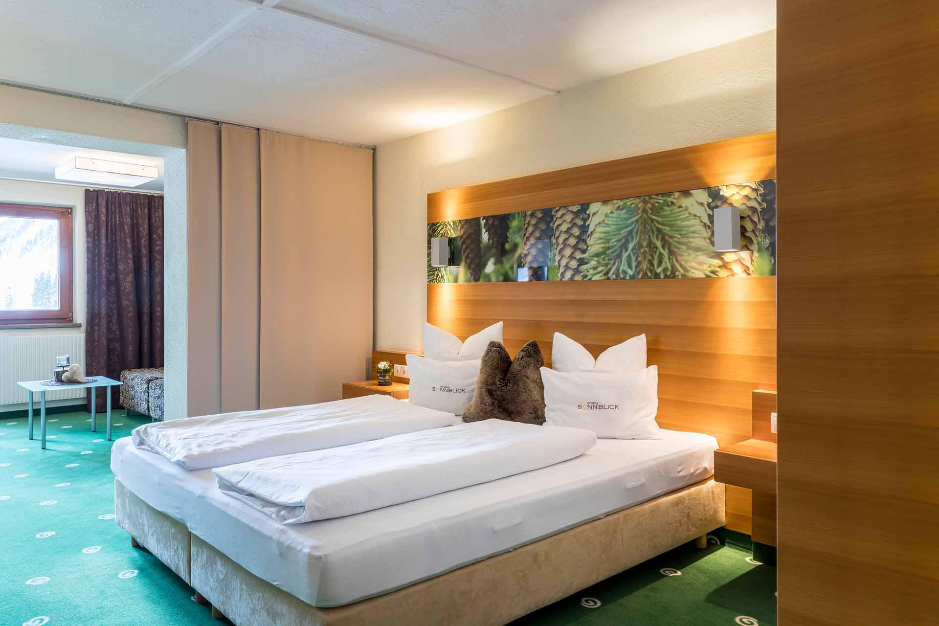 Hotel Sonnblick Panoramasuite (18)