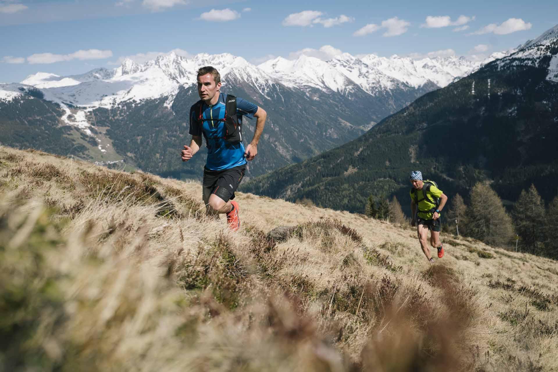 Trail Running im Pitztal