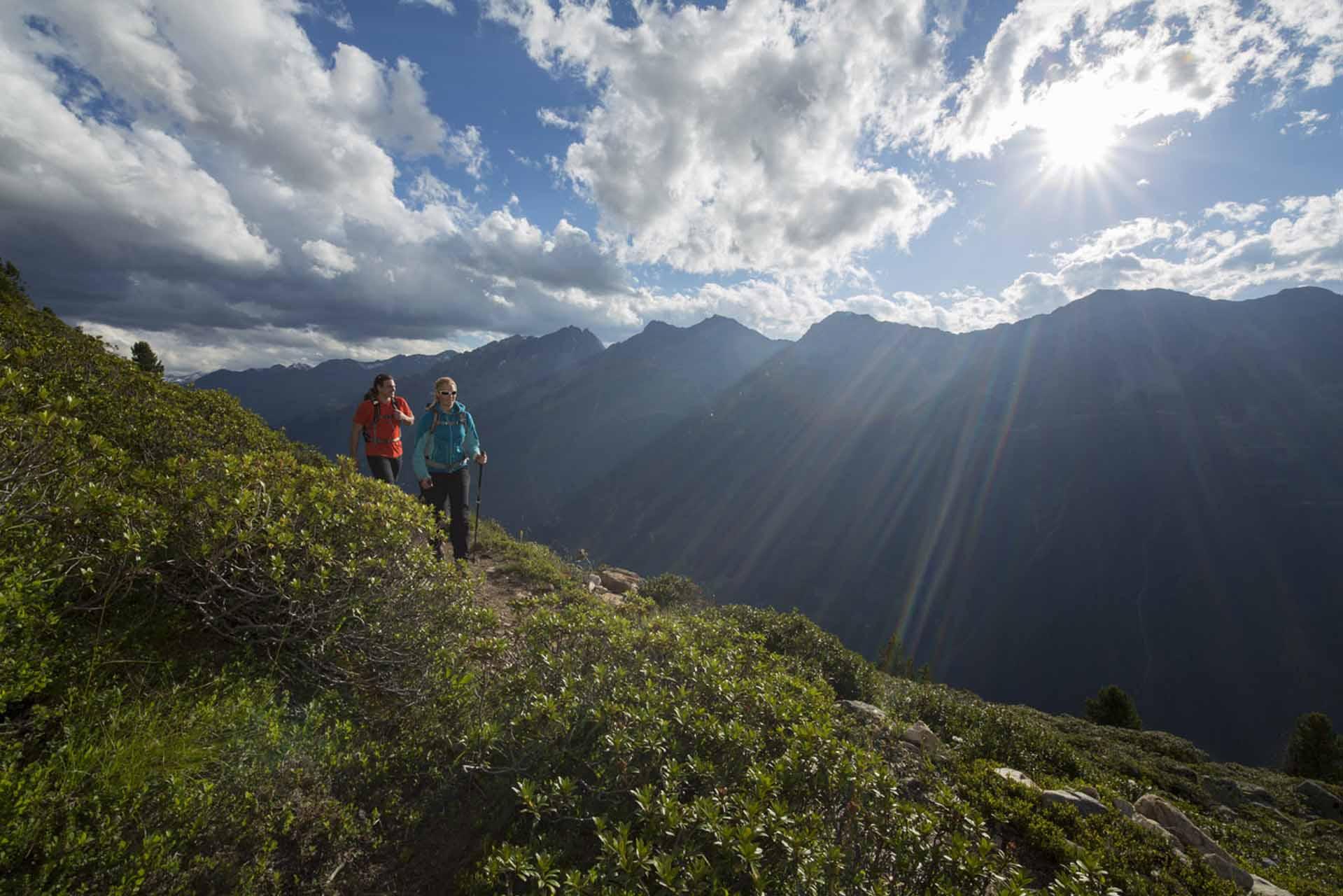 Wanderungen, DrAngerer, St. Leonhard | Hiking tour, DrAngerer, S