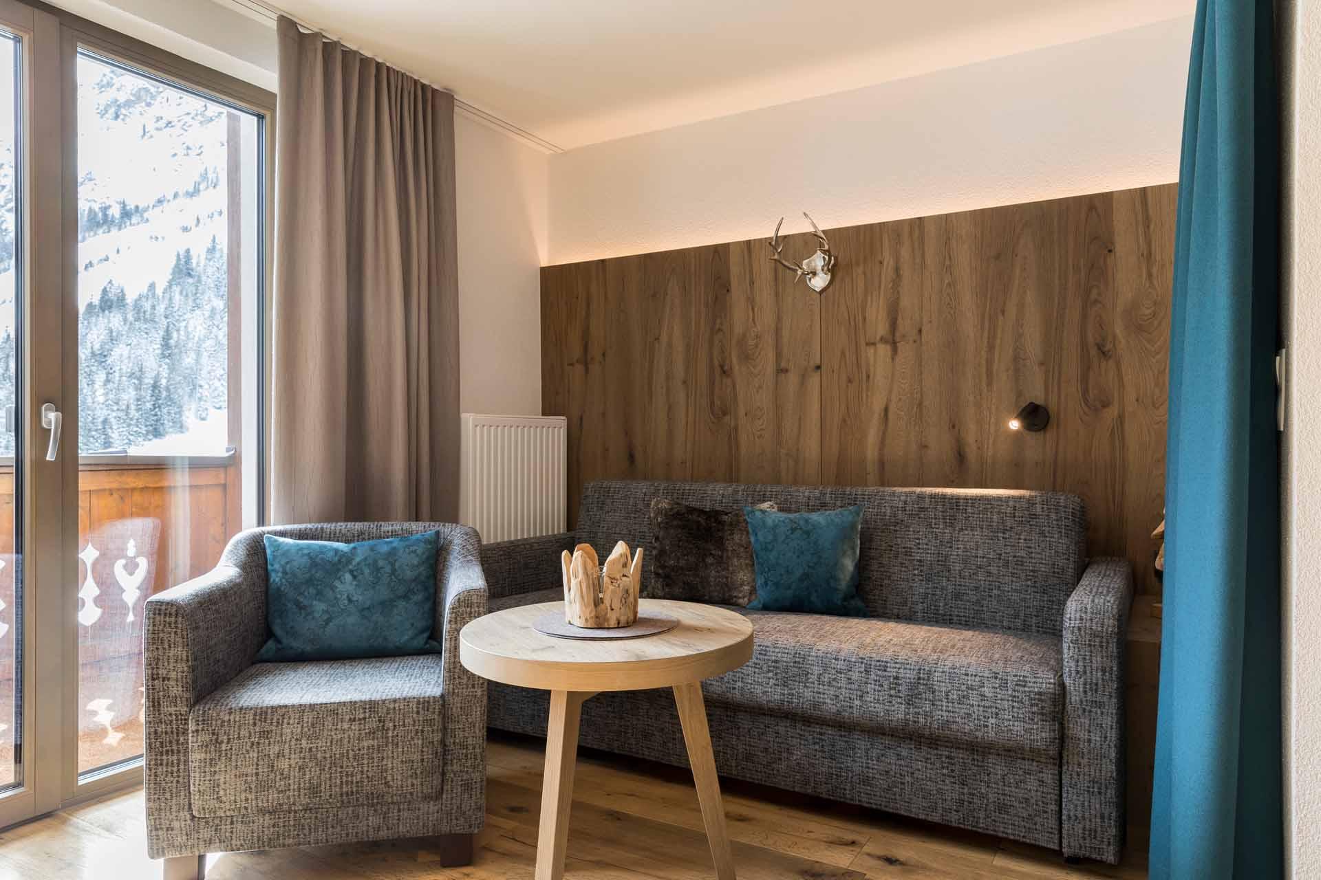 Junior Suite Hotel Sonnblick